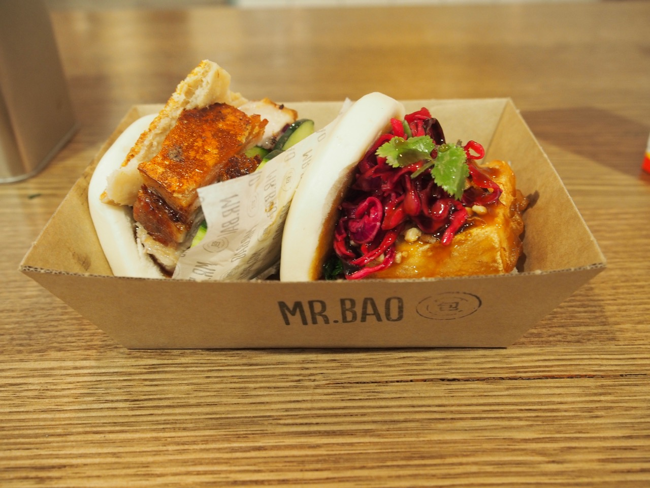 Mr Bao CBD Sydney Easy Food Hacks